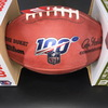 Rams Week 4 Ticket Package (2 Tickets vs Bucs +  Aaron Donald Signed Authentic Football with 100 Seasons Logo) Game Date is 9/29/19 -- Proceeds Benefit the Aaron Donald 99 Solutions Foundation