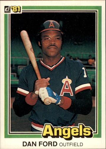 Photo of 1981 Donruss #54 Dan Ford