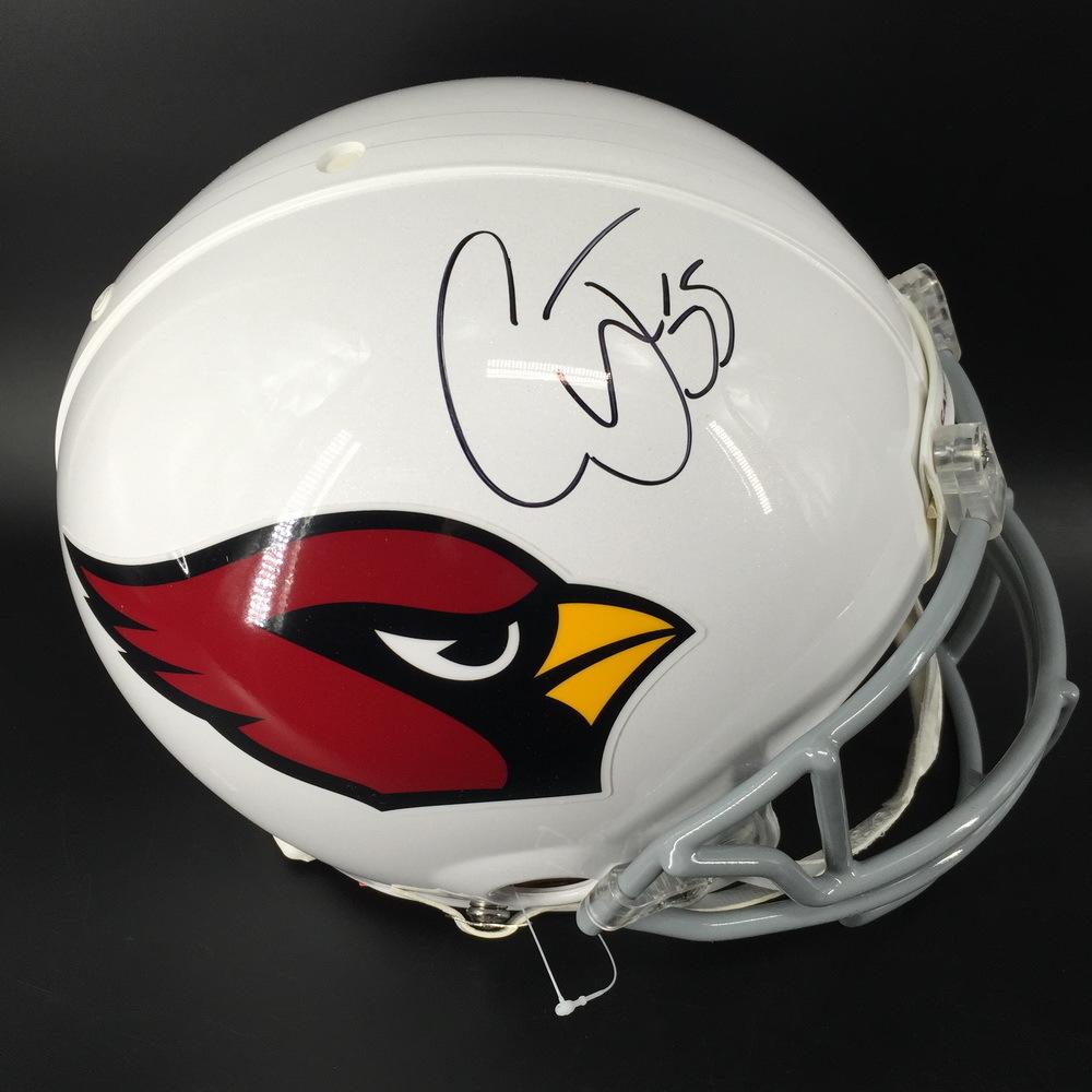 NFL - Cardinals Chandler Jones Signed Proline Helmet