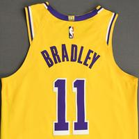 Avery Bradley - Los Angeles Lakers - NBA China Games - Game-Worn Icon Edition Jersey - 2019-20 NBA Season