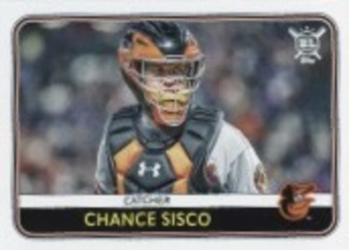 Photo of 2020 Topps Big League #181 Chance Sisco