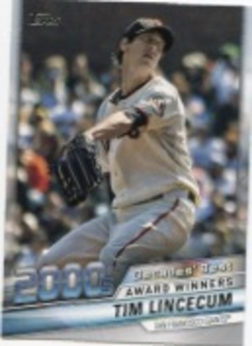 Photo of 2020 Topps Decades' Best Series 2 #DB88 Tim Lincecum