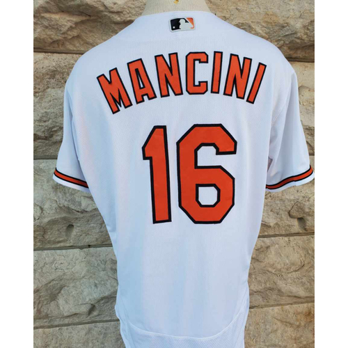 Photo of Trey Mancini: Jersey - Game-Used (HR)