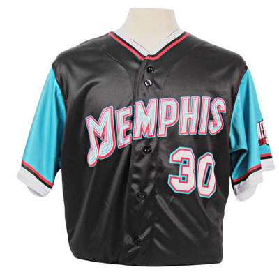Number 30 2021 Grizzlies-themed Jersey