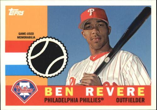 Photo of 2013 Topps Archives Relics #BR Ben Revere
