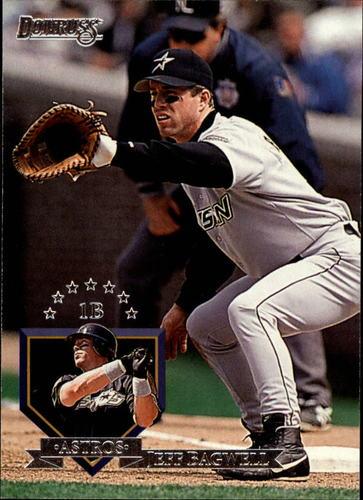 Photo of 1995 Donruss #20 Jeff Bagwell