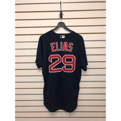 Photo of Roenis Elias Team-Issued 2016 Road Alternate Jersey