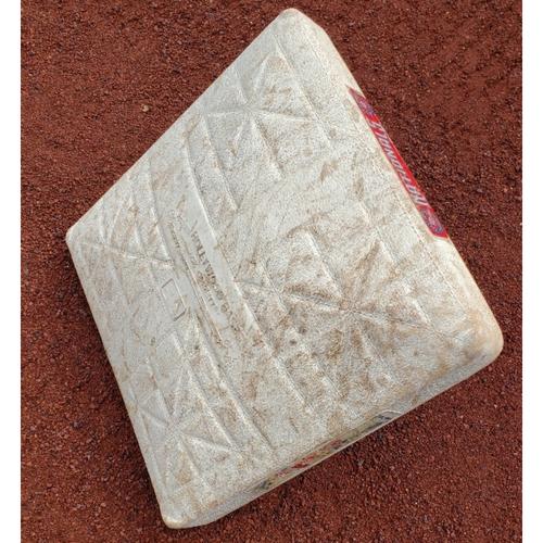 Photo of 2006 Game-Used Base - Ryan Howard 48th Home Run
