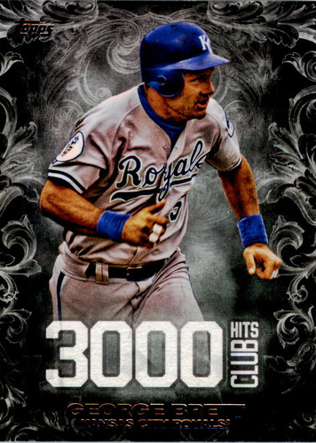 Photo of 2016 Topps Update 3000 Hits Club #3000H10 George Brett