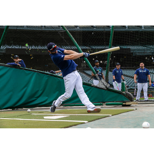 Photo of Mariners Care: VIP Batting Practice Experience
