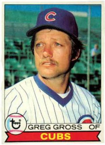 Photo of 1979 Topps #579 Greg Gross