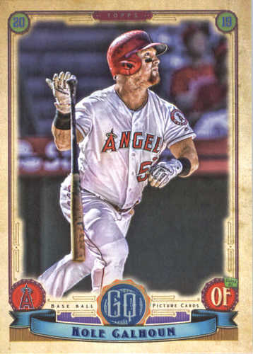 Photo of 2019 Topps Gypsy Queen #219 Kole Calhoun