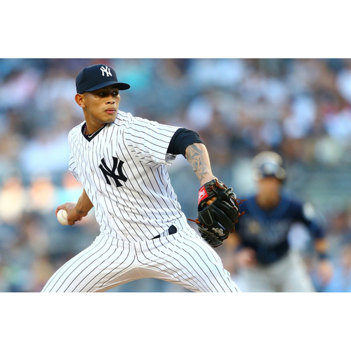 Photo of LOT #92: Memorable Moment: New York Yankees Pitcher Jonathan Loaisiga Personalized Special Recorded Video Message