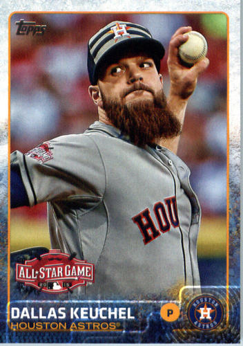 Photo of 2015 Topps Update #US61 Dallas Keuchel