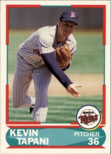 Photo of 1990 Score Young Superstars II #31 Kevin Tapani