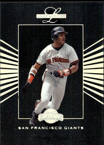 Photo of 1994 Leaf Limited #156 Barry Bonds