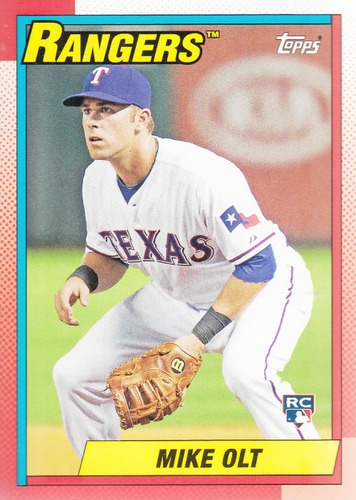 Photo of 2013 Topps Archives #158 Mike Olt RC