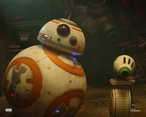 BB-8 and D-0