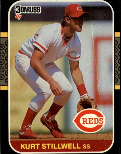 Photo of 1987 Donruss #123 Kurt Stillwell
