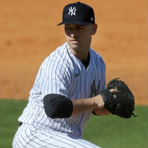 Photo of LOT #93: Memorable Moment: New York Yankees Pitcher Lucas Luetge Personalized Special Recorded Video Message