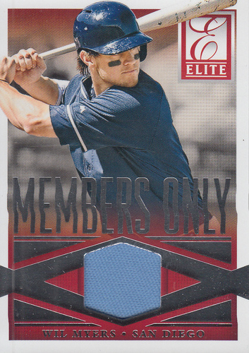 Photo of 2015 Elite Members Only Materials #48 Wil Myers