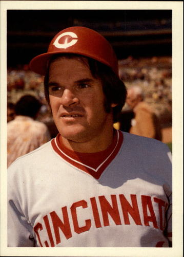Photo of 1985 Topps Rose #31 Pete Rose/Might not make it