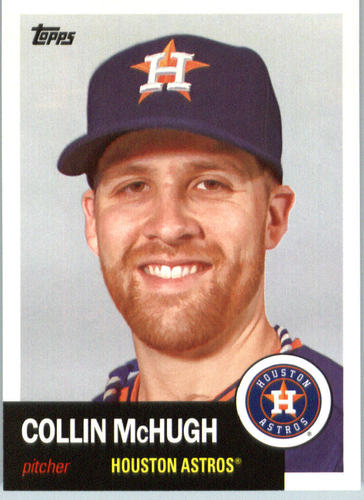 Photo of 2016 Topps Archives #69 Collin McHugh