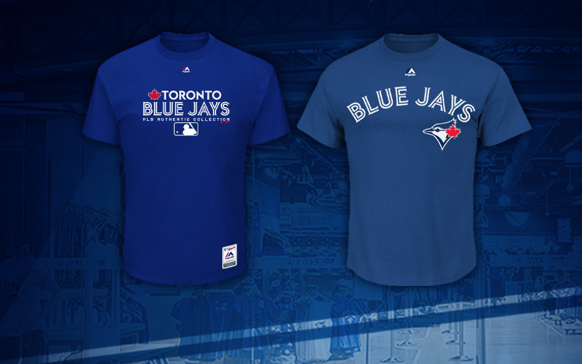 outlet store c3c42 7d62b Blue Jays Shop | Home of Blue Jays Online Shop.