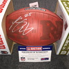 PCC - Bills Lesean McCoy signed authentic 2018 Pro Bowl logo football w/ AFC vs NFC ghost graphic