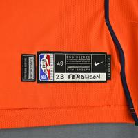 Terrance Ferguson - Oklahoma City Thunder - Game-Worn Earned Statement Edition Jersey - Dressed Did Not Play - 2018-19 Season