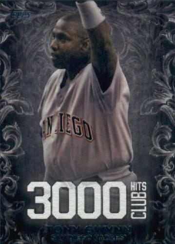 Photo of 2016 Topps Update 3000 Hits Club #3000H12 Tony Gwynn