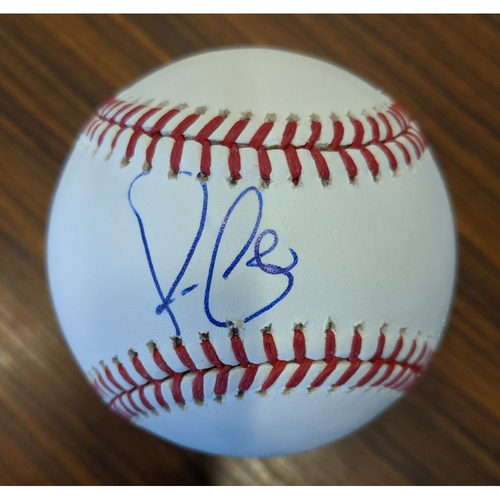 Photo of Alex Cobb - Autographed Baseball