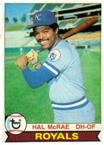 Photo of 1979 Topps #585 Hal McRae