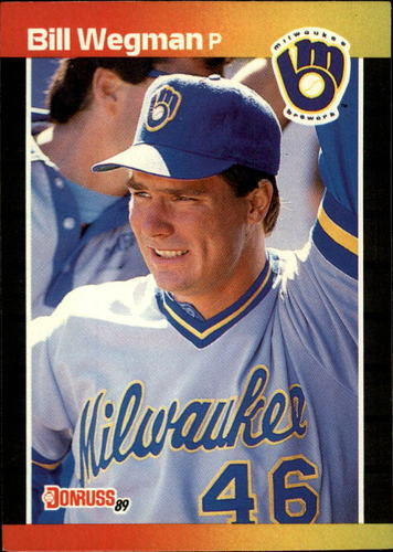 Photo of 1989 Donruss #293 Bill Wegman