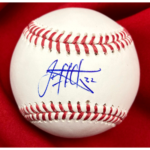 Photo of Jack Flaherty Autographed Baseball
