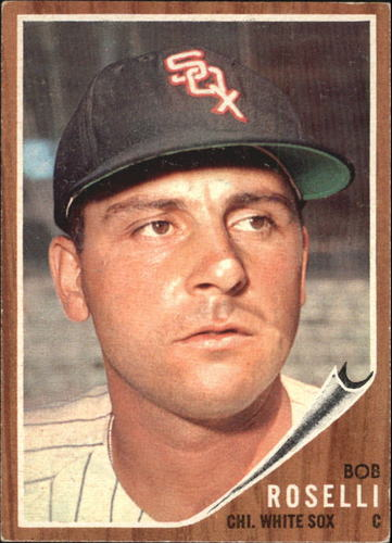 Photo of 1962 Topps #363 Bob Roselli