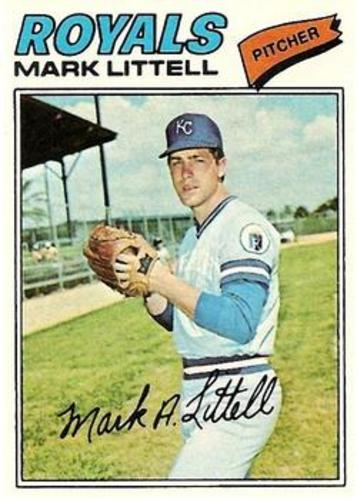 Photo of 1977 Topps #141 Mark Littell