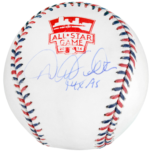 Photo of Derek Jeter New York Yankees Autographed Baseball with 14x All Star Inscription - Steiner Sports
