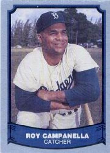 Photo of 1988 Pacific Legends I #47 Roy Campanella Hall of Fame Class of 1969