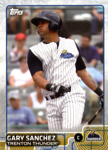Photo of 2015 Topps Pro Debut #147 Gary Sanchez