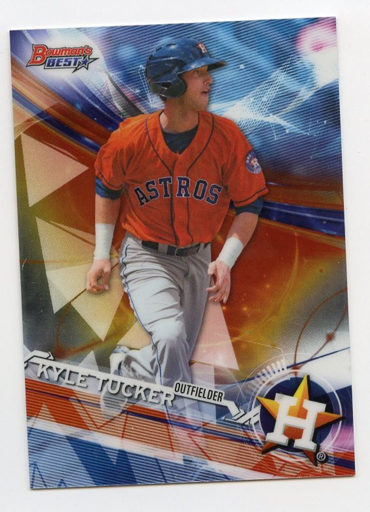 2017 Bowman's Best Top Prospects #TP23 Kyle Tucker