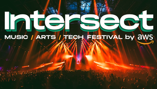 VIP TICKETS TO INTERSECT FESTIVAL IN LAS VEGAS