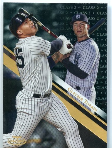 Photo of 2019 Topps Gold Label Class 2 #46 Gleyber Torres