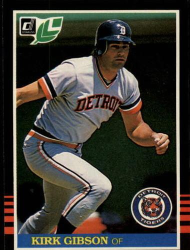 Photo of 1985 Leaf/Donruss #103 Kirk Gibson