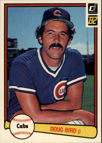Photo of 1982 Donruss #504 Doug Bird