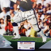 HOF - Giants Harry Carson Signed Canvas