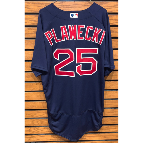 Photo of Kevin Plawecki Team Issued 2020 Road Alternate Jersey