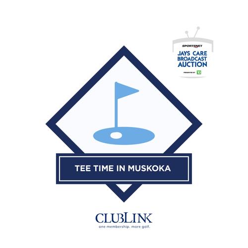 2021 Broadcast Auction: Tee Time In Muskoka