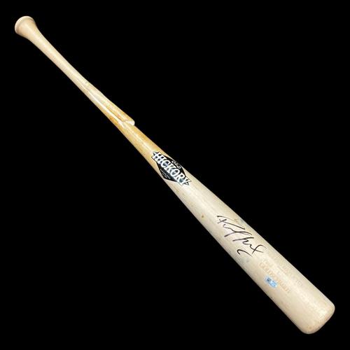 Photo of Paul Goldschmidt Autographed Game Used Broken Bat (8/9/19, PIT @ STL)