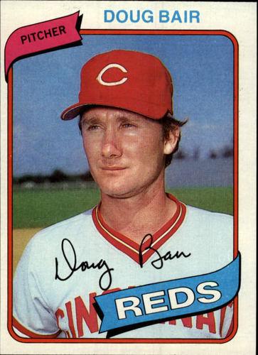 Photo of 1980 Topps #449 Doug Bair